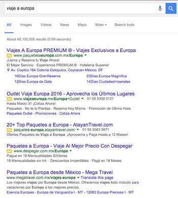 7 consejos para aparecer en los primeros lugares en Google